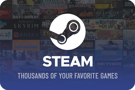 Steam Giftcard